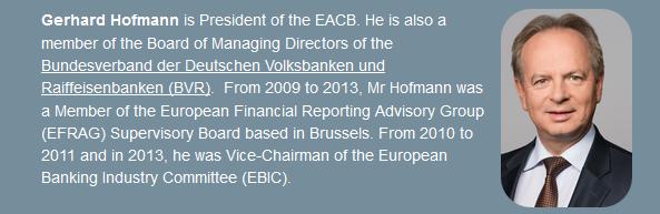 Bio Pres. Hofmann EACB