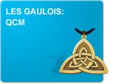 Les Gaulois - QCM (Exercices)