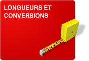 Longueurs et conversions (Exercices)