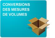 Conversions des mesures de volumes (Exercices)