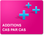 Additions cas par cas (Exercices)