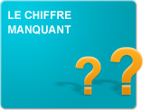 Le chiffre manquant (Exercices)
