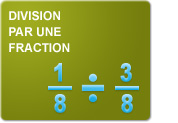 Division par une fraction (exercices)
