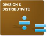Division et distributivité (Exercices)