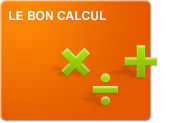 Le bon calcul (Exercices)
