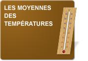 Les moyennes des températures (Exercices)