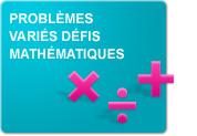 Problèmes variés - Défis mathématiques (Exercices)