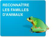 Reconnaître les familles d'animaux (Exercices)