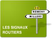 Les signaux routiers (Leçon)