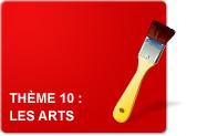 Thème 10 : Les arts (Exercices)