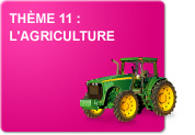 Thème 11 : L'agriculture (Exercices)