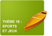 Thème 16 : Sports et jeux (Exercices)