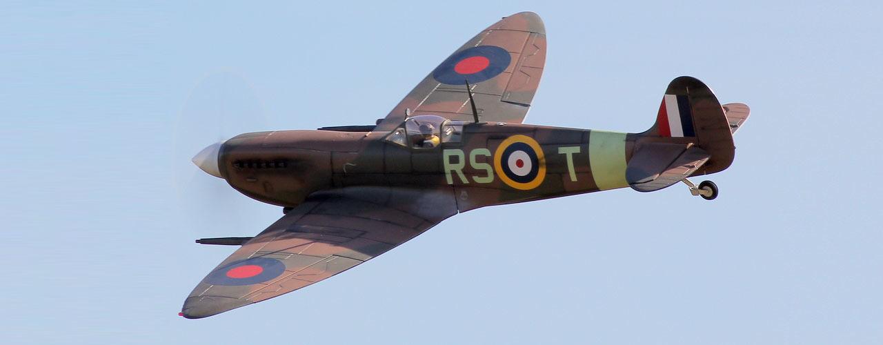 FlightLine Spitfire Mk.IX 1600mm