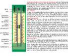 Le thermomètre minima maxima
