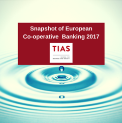 New Publication! Snapshot of European Co-operative Banking 2017, TIAS School for Business & Society
