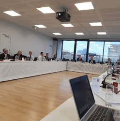 EACB Executive committee end of the year meeting in Brussels