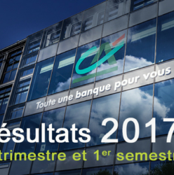Crédit Agricole S.A. results for Q2 and 1st half year of 2017