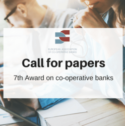 CALL FOR PAPERS | 7th EACB Award for Young Researchers on Coop Banks