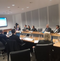 The EACB Experts on sustainable finance have met today in Luxembourg