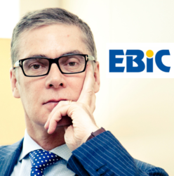 Hervé Guider appointed Chair of EBIC