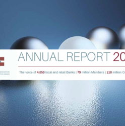EACB Annual Report 2016 is out !