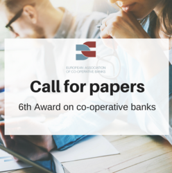 CALL FOR PAPERS | 6th EACB Award for Young Researchers on Coop Banks