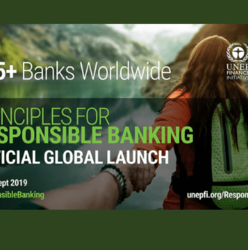 Co-operative banks committed to sign the United Nations' Principles for Responsible Banking