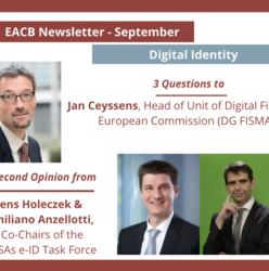 EACB Newsletter 42 - September 2021