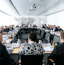 Co-operative banks leaders meet Ms. Sabine Lautenschläger in Berlin to exchange on the future of payment systems in Europe
