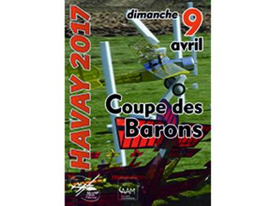 Coupe des Barons au Model Club Havay