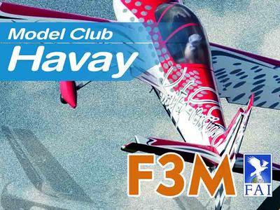 Concours voltige F3M 2018 au MCH à Havay