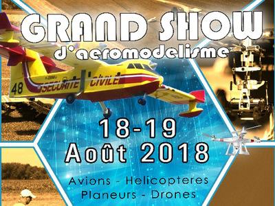 Grand show d'Aéromodélisme au EAB Thumaide