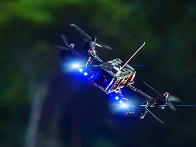 Drone Racer F3U Championnat Belge au Model Club du Chaufour