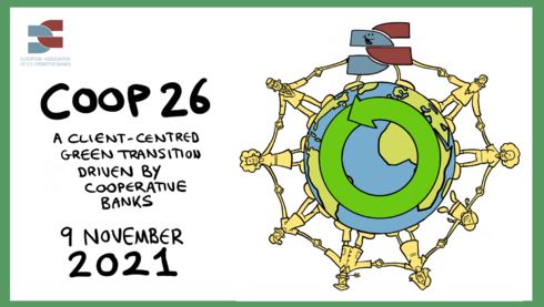 COOP26: A Client-Centred Green Transition driven by Co-operative Banks
