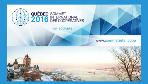 [COMING SOON] International Summit of Co-operatives 2016 Québec