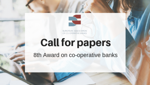 CALL FOR PAPERS | 8th EACB Award for Young Researchers on Co-operative Banks