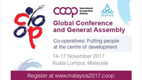 ICA Global conference and General Assembly - Kuala Lumpur