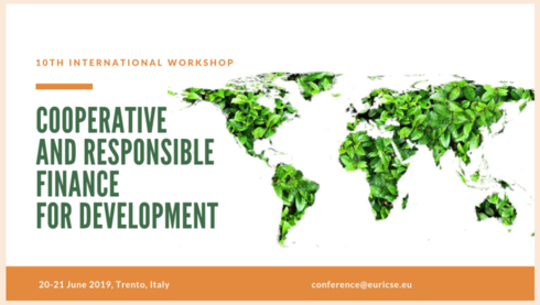CALL FOR PAPERS | 10th International workshop on cooperative and responsible finance for development - Trento (Italy)