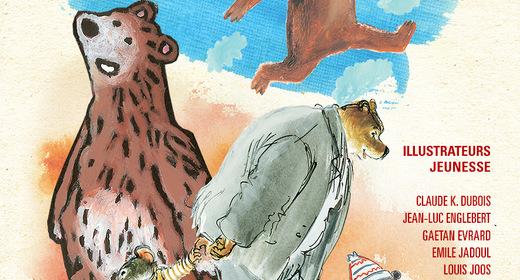 GRRR! L'ours dans tous ses états ... Et dans la littérature jeunesse !
