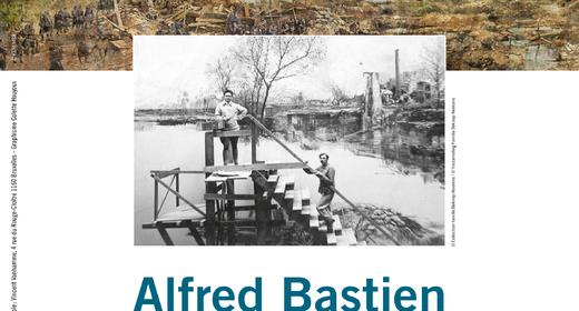 Alfred Bastien (1873-1955), chroniqueur de guerre