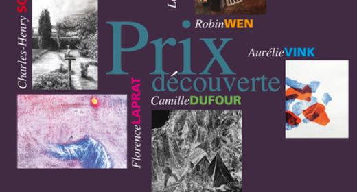Prix Découverte 2019