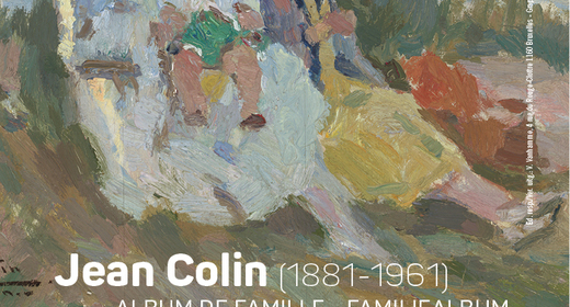 Jean Colin (1881-1961). Album de famille
