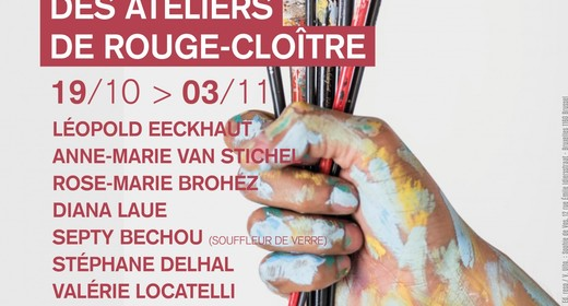 EXPO les ateliers des artistes de Rouge-Cloître