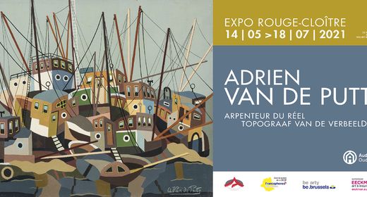 Adrien Van de Putte. Arpenteur du réel