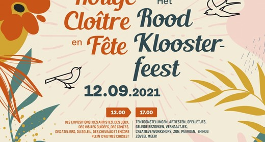 HET ROOD KLOOSTER FEEST - 10de editie