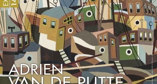 Adrien Van de Putte. Topograaf van de verbeelding