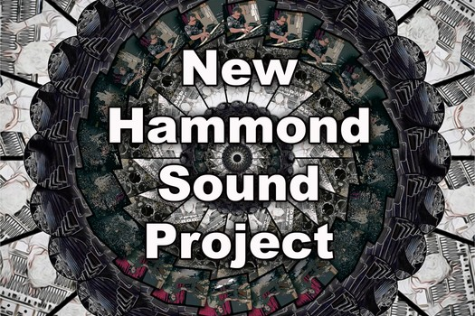 De museumsessies: New Hammond Sound Project