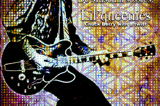 Lil'queenies - Chuck Berry with a twist -