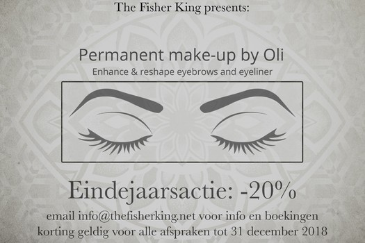 Permanent make-up by Oli