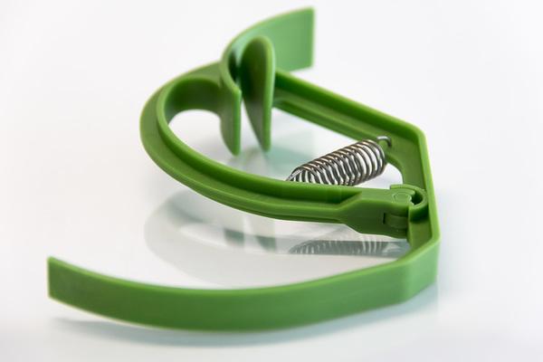 Fistula clamp